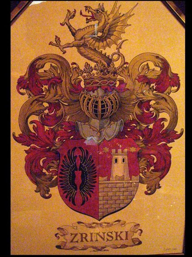 Zrínyi címer